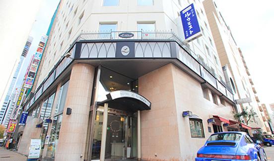 ホテル ル・ウエスト